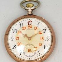 Omega Pocket Watch circa 1913