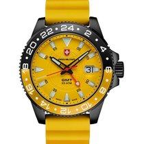 Swiss Military Cx Swiss Military Gmt Nero Scuba Swiss Watch...