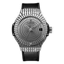 Hublot Big Bang Caviar 41mm Automatic Stainless Steel Mens...