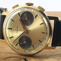 Zenith 18ct Gold G179 Chronograph 146 DP Golden Panda G1714...