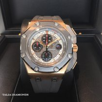 Audemars Piguet Royal Oak Offshore Michael Schumacher Rose...