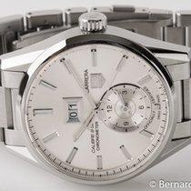 TAG Heuer - Carrera GMT Big Date : WAR5011.BA0723