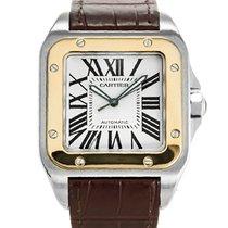 Cartier Watch Santos 100 W20077X7