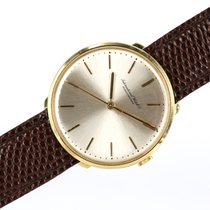 IWC Cal. 401 | Turtle Lugs | 1966 Gelbgold 18K/750 Serviced