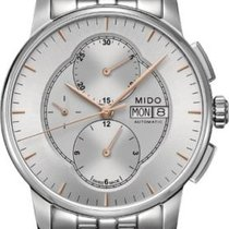 Mido Baroncelli Chronograph Automatic Mens Watch