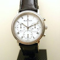 Blancpain Chrono in Stainless-Steel