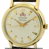 Jaeger-LeCoultre Vintage Collection Bumper 14k Yellow Gold Ref.