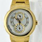 Philip Stein Gold Tone Active Quartz Watch