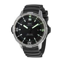IWC Aquatimer Automatic 2000 Black Dial Men's Watch