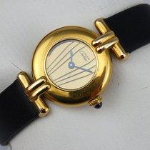 Cartier must de Cartier - Vermeil Quarz - SIlber 925 vergoldet