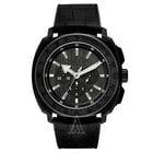 JeanRichard Men's Terrascope Chrono Carbon Watch