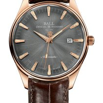 Ball Trainmaster One Hundred Twenty Automatic Mens Watch