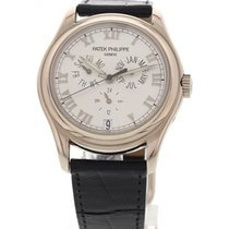 Patek Philippe Men's  5035G-039 18K White Gold Annual...