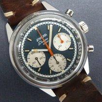 Enicar 1969 Sherpa Graph Chronograph Jim Clark Valjoux 72...