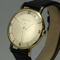 Jaeger-LeCoultre elegante Vintage Uhr 18K Gold, Kal. 450, sehr...