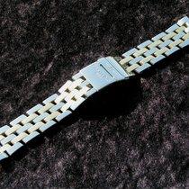 Breitling 20mm Chronomat Pilot Band Steel Gold Np 3.190...