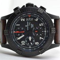 Revue Thommen Pioneer Airspeed Xlarge Chronograph Black 16071