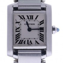 Cartier Tank Francaise Analog-quartz Womens Watch 2300