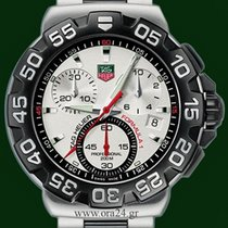 TAG Heuer FORMULA 1 Chronograph 41mm Stainless Steel