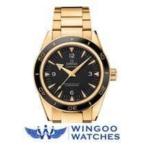 Omega - SEAMASTER 300 MASTER CO-AXIAL 41 MM Ref. 233.60.41.21....