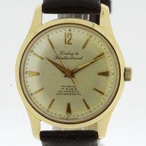 Dubey & Schaldenbrand solid 18K Gold Vintage Men's...