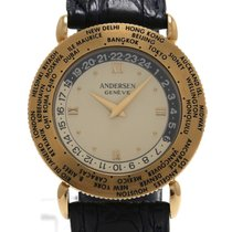 Andersen Genève Communication No.2 World Time