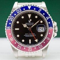 Rolex 16700 GMT Master Red / Blue Pepsi Bezel (26309)