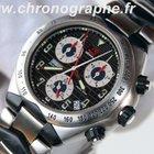 宇宙 (Universal Genève) Ayrton SENNA N41 quartz 975.310  chrono...