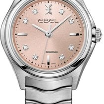 Ebel WAVE LADY 30 MM - 100 % NEW - FREE SHIPPING