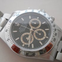 Rolex DAYTONA ZENITH PATRIZZI DIAL REF.16520 BROWN COMPAX