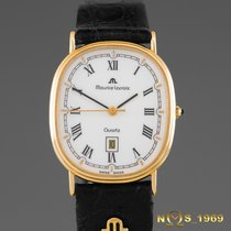 Maurice Lacroix 18K  Yellow  Gold  Unisex  2000'S ...