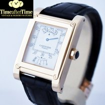 Cartier Tank A Vis Jumping Hour Privee Collection