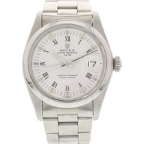 Rolex Men's Rolex Oyster Perpetual Date Stainless Steel...