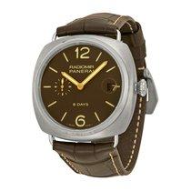 Panerai PAM00346 Radiomir Titanium Men's Watch