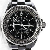 Chanel Black Diamonds J12