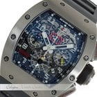 Richard Mille Felipe Massa White Gold RM011 AH WG / 561