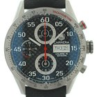TAG Heuer Carrera Titanium cal. 16 COME NUOVO 07/2012 art. Th100