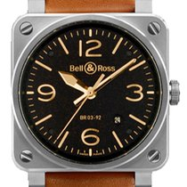Bell & Ross Aviation BR03 BR03-92GOLDEN-HERITAGE