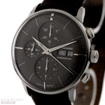 Junghans Max Bill Chronograph Ref-027/4324 Stainless Steel...