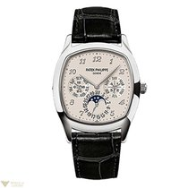 Patek Philippe Grand Complications Automatic 18K White Gold...