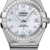 Omega Constellation Co-Axial Automatic 27mm 123.15.27.20.55.001