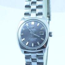 Omega Seamaster Damen Uhr Automatik Cosmic 24mm Stahl/gold Rar