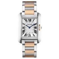 Cartier Tank Anglaise Quartz Ladies Watch Ref W5310043