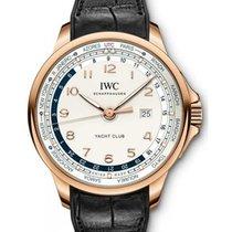 IWC Schaffhausen IW326605 Portugieser Yacht Club Worldtimer...