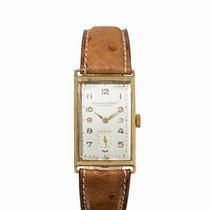 IWC Vintage Wristwatch, 14K Gold, Switzerland, c. 1940