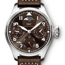 IWC [NEW][LIMITED 1000] Big Pilot Brown Dial Auto Mens IW503801