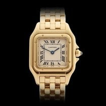 Cartier Panthere 18k Yellow Gold Ladies 10702