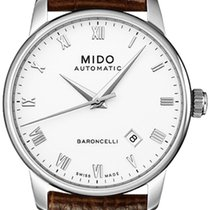 Mido Baroncelli Gent II Automatik Herrenuhr M8600.4.26.8