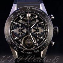 TAG Heuer Carrera Tourbillon Chronograph CAR5A8Y.FC6377
