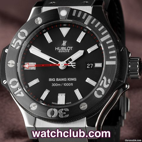 Hublot King - Palladium &amp;amp; Ceramic